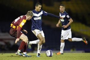 npower League Two - Southend United vs. Bradford City - 16/12/11