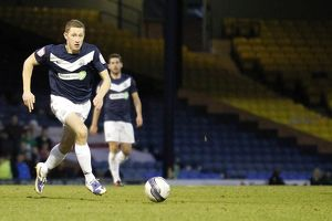 npower League Two - Southend United vs. Port Vale - 07/01/12