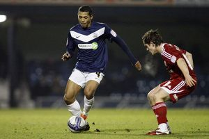npower League Two - Southend United vs. Swindon Town - 31/01/12