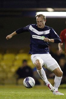 npower League Two - Southend United vs. Aldershot Town - 20/03/12