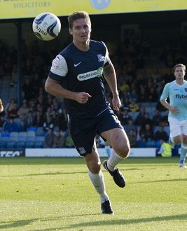 npower League Two - Southend United vs. Exeter City - 22/09/12