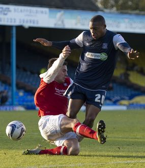 npower League Two - Southend United vs. York City - 27/10/12