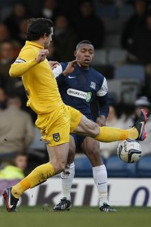 npower League Two - Southend United vs. Oxford United - 02/02/2013