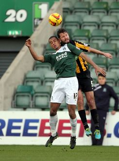 Plymouth Argyle v Southend Utd