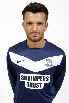 Southend United Team Photo 2011/12 - 02/08/11