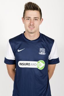 Southend United Team Photo 2012/13
