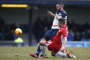 Southend United v Accrington Stanley. Sky Bet League Two