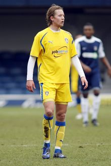 Totesport.com Combination League - Southend United Reserves vs. Colchester United Reserves