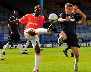 Totesport.com Combination League - Southend United Reserves vs. Luton Town Reserves