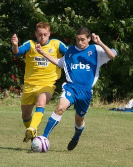 Youth Alliance - Gillingham vs. Southend United