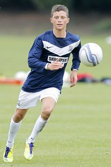 Youth Alliance League - Southend United U18's vs. Aldershot Town U18's - 31/08/11