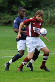 Youth Alliance South Cup - Millwall U18's vs. Southend United U18's