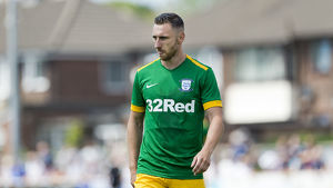 Bamber Bridge v PNE, Louis Moult Green Kit (1)