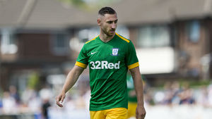 Bamber Bridge v PNE, Louis Moult Green Kit (4)