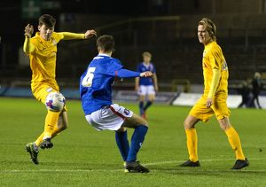 Carlisle United v PNE, Tuesday 1st December 2015, FA Youth Cup Third Round