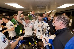 Play-Off Final Celebrations 24/05/15