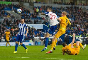 The EFL Sky Bet Championship - Brighton & Hove Albion v Preston North End - Saturday