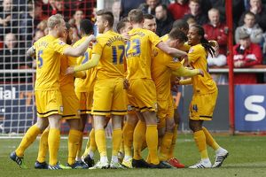 Fleetwood Town v Preston North End - Sky Bet Football League One