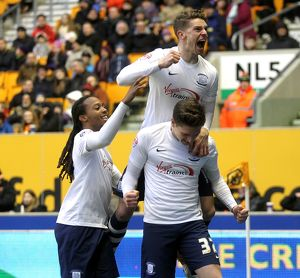 Football - The Football League Sky Bet Championship - Wolverhampton Wanderers v Preston