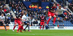 Football - The Football League Sky Bet Championship - Preston North End v Queens