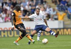 Hull City v PNE, Saturday 29th August 2015, Capital One Cup