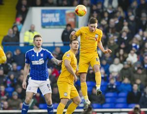 Ipswich Town v PNE, Saturday 16th January 2016, SkyBet Championship
