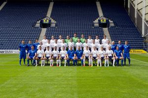 Official Team Photocall, Thursday 25th July 2013