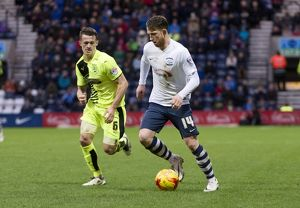 PNE v Huddersfield Town, Saturday 6th February 2016, SkyBet Championship