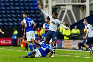 PNE v Ipswich Town, Saturday 28th January 2017