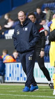 PNE v MK Dons, Saturday 16th April 2016, SkyBet Championship