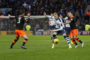 PNE v Sheffield Wednesday, Saturday 31st December 2016