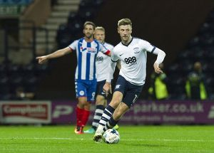 PNE v Wigan Athletic, Friday 23rd September 2016