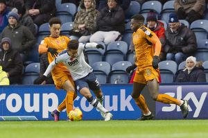 PNE v Wolverhampton Wanderers, Saturday 19th November 2016