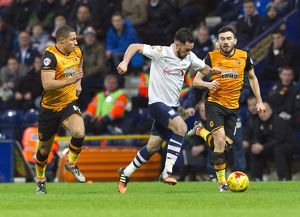 Preston North End v Hull City, Monday 28th December 2015, SkyBet Championship