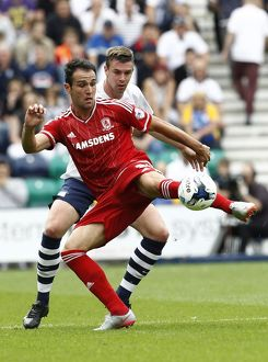 Preston North End v Middlesbrough - Sky Bet Football League Championship