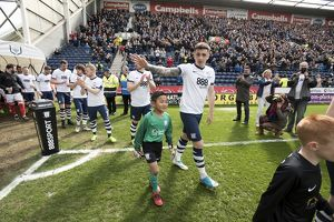 Preston North End v Nottingham Forest SkyBet Championship match at Deepdale