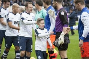 Preston North End v Sheffield Wednesday SkyBet Championship match at Deepdale