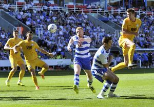 Reading v PNE, Saturday 6th August 2016