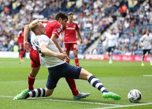 Soccer - Sky Bet Championship - Preston North End v Middlesbrough - Deepdale