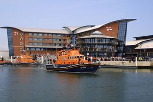 Opening of the RNLI Lifeboat College in Poole
