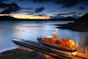 Porthdinllaen Tyne class lifeboat Hetty Rampton