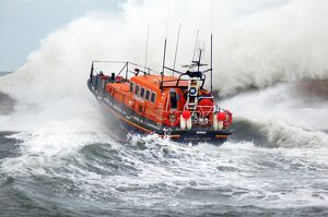 Seahouses mersey class lifeboat Grace Darling