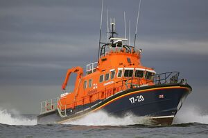 Tynemouth severn class lifeboat Spirit of Northumberland