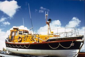 Walmer Rother class lifeboat The Hampshire Rose