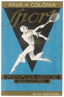 1930S TENNIS PLAYER