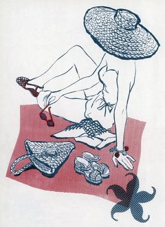accessories sunshine 1954
