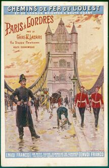 ADVERT/TOWER BRIDGE