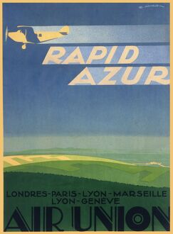 Air Union poster