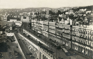 new images grenville collins collection/algiers algeria waterfront boulevards