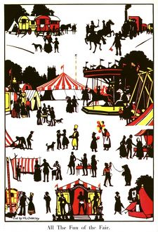All the Fun of the Fair by H. L. Oakley